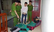 Bắt quả tang cặp vợ chồng vận chuyển 130kg rắn hổ mang chúa trong vali