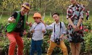 Gia đình Xuân Bắc lần đầu tham gia Tuần lễ thời trang trẻ em Việt Nam