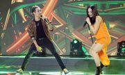 Bà bầu Lan Phương khiến khán giả thót tim vì nhảy rock cực sung trên sân khấu