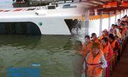 Vụ chìm tàu cao tốc ở Cần Giờ: Hành khách không mặc áo phao - trách nhiệm thuộc về ai?