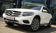 Chiêm ngưỡng chiếc Mercedes GLC250 giá 1,9 tỷ tại Việt Nam