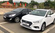 Lộ thời gian ra mắt Hyundai Accent 2018 giá 410 triệu đồng tại Việt Nam