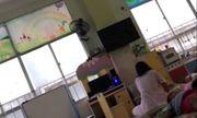 Phụ huynh tố giáo viên trường mầm non 30/4 bạo hành trẻ