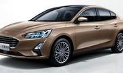 Lộ diện Ford Focus 2019 hoàn toàn mới giá chỉ từ 300 triệu đồng