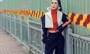"""Tường Linh khoe ảnh streetstyle """"chất lừ"""", xứng danh top sao mặc đẹp showbiz Việt"""