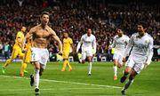 Ronaldo ghi bàn phút bù giờ, cứu Real khỏi