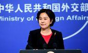 Trung Quốc phản đối Mỹ-Anh-Pháp dùng vũ lực tấn công Syria