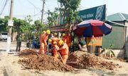 Truy tìm người đàn ông đào hồ trồng cây gây mất điện diện rộng