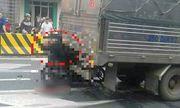 Đâm trúng xe tải đang dừng đèn đỏ, nam thanh niên tử vong tại chỗ