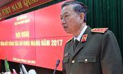 Bộ trưởng Công an chỉ đạo kiên quyết đấu tranh tội phạm sử dụng công nghệ cao