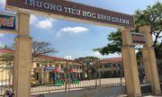 Vụ cô giáo bị ép quỳ gối: Điều chuyển nguyên hiệu trưởng TH Bình Chánh