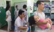 Bệnh viện bỏ mặc bé gái vì gia đình chưa đóng viện phí?