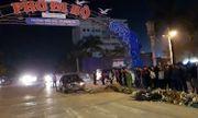Tai nạn giao thông, 2 nam sinh tử vong tại chỗ