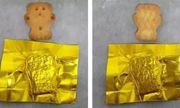 Phát hoảng vì bánh quy Trung Quốc có chứa heroin