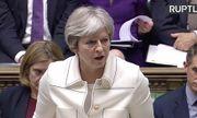 Thủ tướng Anh Theresa May điều trần trước Quốc hội vì cuộc không kích Syria
