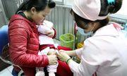 Từ tháng 8/2018 vaccine bại liệt tiêm IPV được sử dụng trong tiêm chủng mở rộng