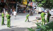 Điều tra vụ nam thanh niên bị đâm tử vong trong công viên