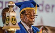 Cựu Tổng thống Zimbabwe kêu oan khi bị tố tham nhũng kim cương trị giá 15 tỷ USD