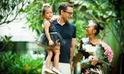 Cuộc sống viên mãn của sao Việt lấy chồng Tây