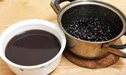 Tác dụng bất ngờ của nước đậu đen mà ít người biết