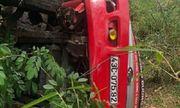 Xe tải lao xuống vực đèo Măng Rơi, tài xế tử vong tại chỗ