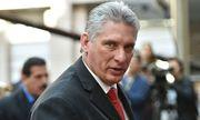 Ông Miguel Diaz-Canel chính thức trở thành tân Chủ tịch Cuba