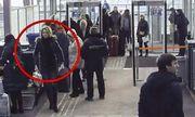 Công bố hình ảnh con gái cựu điệp viên chuẩn bị rời Nga để tới Anh