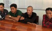Nhóm thanh niên cưỡng đoạt tài sản của ngư dân ven biển Cà Mau bị bắt giữ