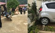 Vụ giáo viên lái xe đâm chết học sinh: Cô lái nhưng thầy nhận thay