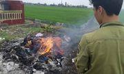 Day dứt lời cuối của nạn nhân vụ hỏa hoạn khiến 3 người thiệt mạng ở Nam Định
