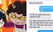 Cười lăn với hàng loạt tin nhắn bá đạo của những bà mẹ thời công nghệ