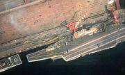 Trung Quốc: Tàu sân bay thứ hai chuẩn bị hạ thủy