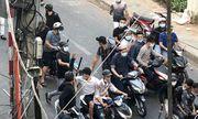 Vụ giang hồ hỗn chiến bằng súng, mã tấu ở Sài Gòn: Do mâu thuẫn đá gà