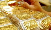 Giá vàng hôm nay 23/4/2018: Vàng SJC tiếp tục giảm 20 nghìn đồng/lượng