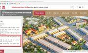 """Quảng cáo dự án """"ma"""" Golden River Residence, Cát Tường Group bị xử phạt"""