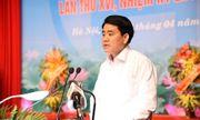 Chủ tịch Hà Nội: Đau đầu, nhức óc vì ùn tắc giao thông