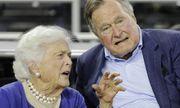 Cựu Tổng thống Bush 'cha' nhập viện do nhiễm trùng máu sau tang lễ của vợ