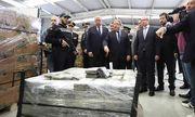 Tây Ban Nha thu giữ lô hàng cocaine lớn nhất trong lịch sử châu Âu