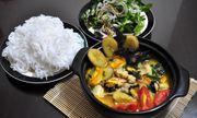 Cách nấu ốc chuối đậu béo ngậy ngon cơm cho bữa tối