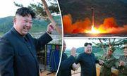 Địa điểm thử nghiệm vũ khí hạt nhân của Triều Tiên đã sụp đổ?