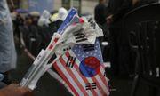 Mỹ tuyên bố sẵn sàng đàm phán về việc rút 28.000 lính khỏi Hàn Quốc