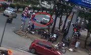 Diễn biến mới vụ ôtô bán tải lùi ngược chiều cán chết người đi xe đạp