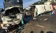 Tai nạn giao thông ở Lâm Đồng, 11 người thương vong