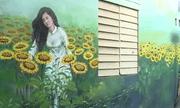 Ngắm con đường bích họa đầu tiên trong lòng Đà Nẵng