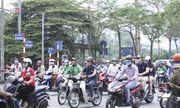 Ngày đầu tiên sau kỳ nghỉ lễ, đường Hà Nội tắc dài hàng km