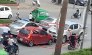 Thông tin bất ngờ vụ tài xế lùi xe, cán chết người