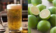 Các chị em có biết bí quyết dưỡng da mềm mại, trắng mịn từ bia?