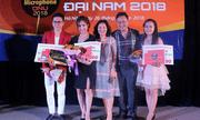 Sinh viên Đại học Đại Nam tranh giải cuộc thi tài năng MC