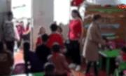 Trung Quốc: Giáo viên mầm non bắt 17 bé gái xếp hàng, nhổ nước bọt vào mặt bé trai