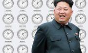 Quyết tâm hòa giải, Triều Tiên hợp nhất múi giờ với Hàn Quốc